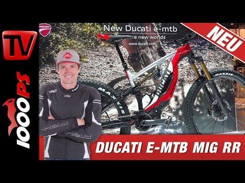 Ducati E-MTB Mig RR - Gut genug oder nur Marketing Gag?