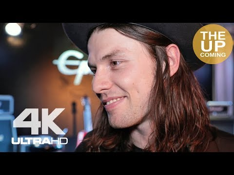 James Bay presents Epiphone 1966 Century signature guitar: interview & session. New album early 2018