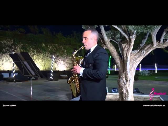 Saxofon romantico FINCA JUROSA El Jimenado Bodas Murcia Bodas Cartagena Jardin Botanico wedding