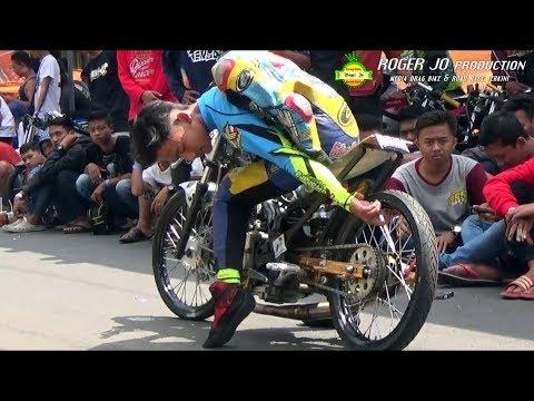 Drag Bike IDC KAWAHARA PURBALINGGA SERI 4 ON PADDOCK Dan KEMERIAHAN RACE