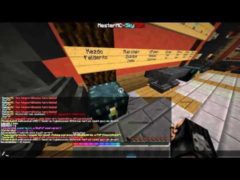 MesterMC | SkyPvp | 2-5 Végre MH!!