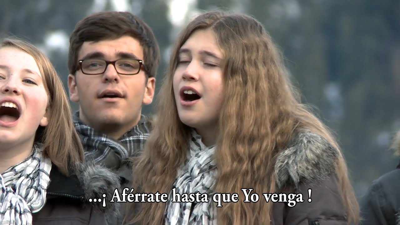 AFÉRRATE HASTA QUE YO VENGA - Fountainview Academy