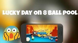 Lucky day|#berlin platz and winner selection|8ball pool| kaif 8bp