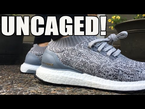 purchase cheap b0fff ce39a What Size Should You Get? adidas Uncaged Ultra Boost Review + On Feet