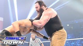 Fandango vs. Braun Strowman: SmackDown, November 12, 2015