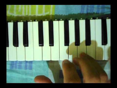 Java Live - How to play the Melodica - Como tocar escaleta mp3