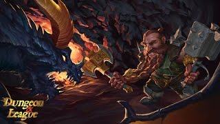 Dungeon and League (Android Ios) - Обзор, летсплей, геймплей