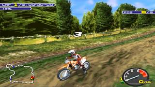 Playstation (PSX) - [13] - Moto Racer 2