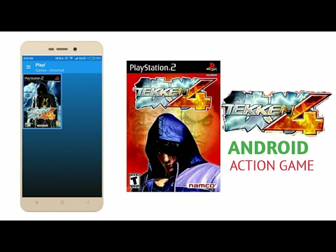 TEKKEN 4 PS2 Version Download In ANDROID (HD)