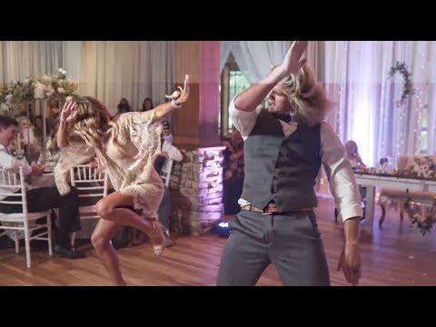 OUR WEDDING DANCES!!! (EPIC MOTHER SON ROLEX DANCE)