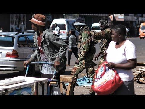 زيمبابوي: إغلاق متاجر في العاصمة هراري ودعوات للهدوء غداة مقتل ثلاثة متظاهرين  - 10:22-2018 / 8 / 3