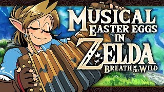 Musical References & Easter Eggs in Zelda: Breath of the Wild