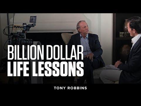 Billion Dollar Life Lessons Part 2 | Tony Robbins Podcast