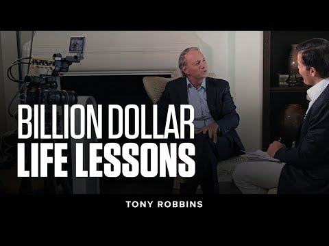 Billion Dollar Life Lessons Part 2 | Tony Robbins Podcast