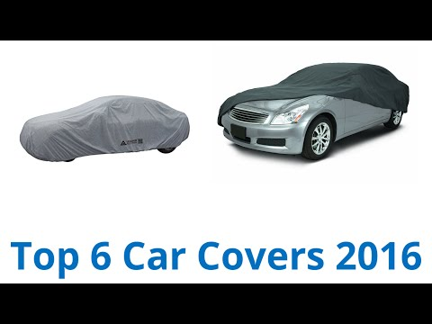 6 Best Car Covers 2016