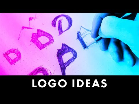 Logo Design: How To Generate GOOD Ideas ✏️