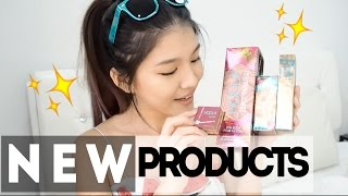 first impressions of new products kye for shu uemura vdl pantone benefit hoola series more