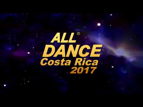 ALL DANCE COSTA RICA 2017 - CODIGO 118