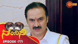 Nandini - Episode 771 | 18th Oct 19 | Udaya TV Serial | Kannada Serial