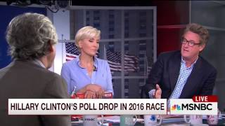 Clinton flack David Brock gets hammered by Morning Joe over email scandal