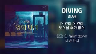 [Lyrics/가사] DIVING  - B1A4 (비원에이포)