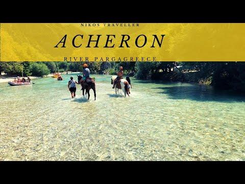 Parga Acheron river - springs parga greece