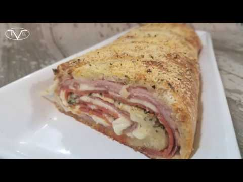 Classic Italian Stromboli Recipe | Episode 513