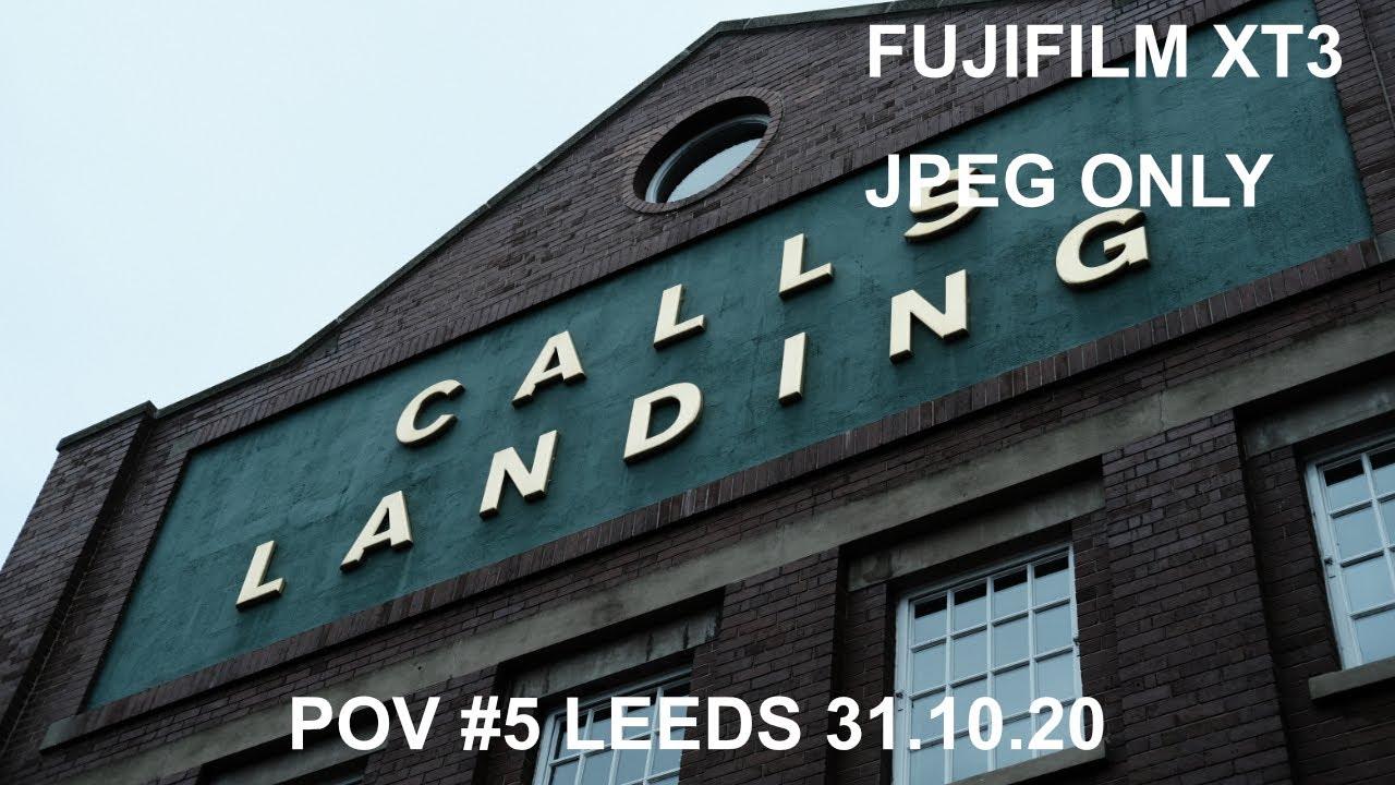 Street Photography POV #005 | Leeds 31-10-20