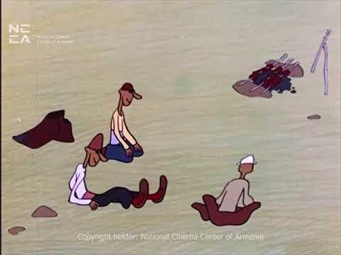ԾՈՒՅԼԸ 1975 - Հայկական Անիմացիոն ֆիլմ / TSUYLY / Лентяй 1975