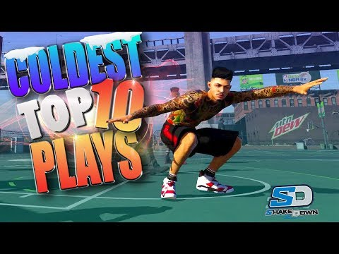 COLDEST TOP 10  PARK PLAYS EVER - NBA 2K17 Plays of The Week Highlights