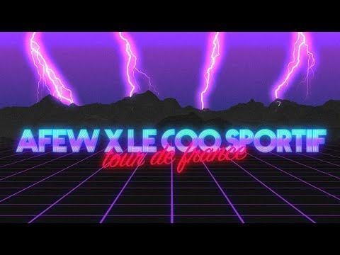 """Afew x Le Coq Sportif - """"Tour de France"""""""