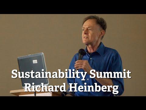 Sustainability Summit Part 8.8 - Richard Heinberg