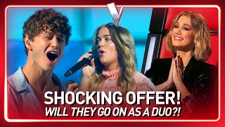 UNEXPECTED TWIST in The Voice Australia | Journey #100