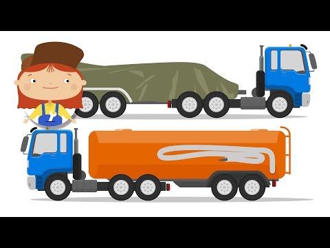 Мультфильмы для детей Доктор Машинкова. Супер Быстрый Автомобиль. Капуки Кануки