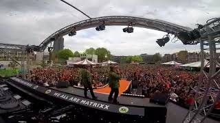 Zware Jongens Live @koningsdag 2018 Arnhem
