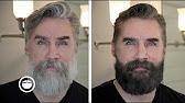 How to Dye Your Beard | Jeff Buoncristiano - YouTube
