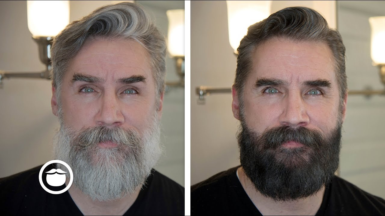 Dyeing Your Hair and Beard | Greg Berzinsky - YouTube