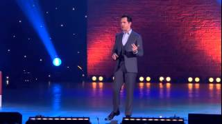 Jimmy Carr - Terrorism (Stand-Up Comedy)