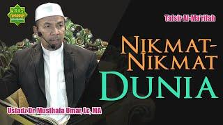 Kajian Tafsir QS. Ali-Imran ayat 14 - Dr. Musthafa Umar, Lc. MA