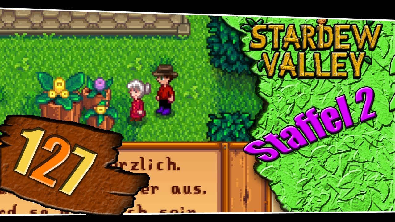 Stardew Valley Deutsch