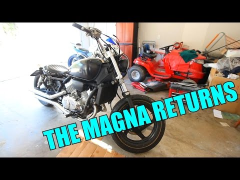 The Magna has Returned