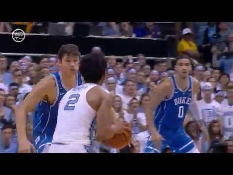 UNC Men's Basketball: Joel Berry Goes Off vs. Duke