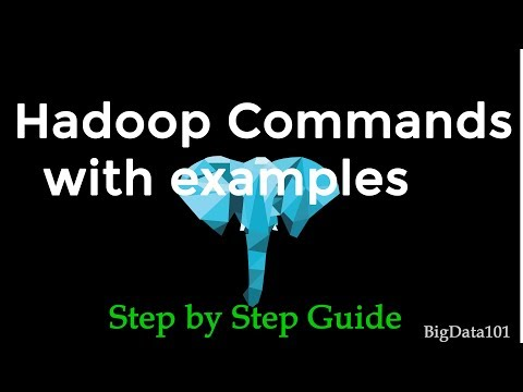 Working with HDFS file system - Demo on using HDFS commands