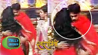 Swara Hugs Sanskaar In Front Of Kavita & Family | Swaragini