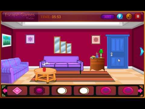 Cute Simple Room Escape Walkthrough