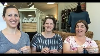 Episode 095: Come Knit With Us!