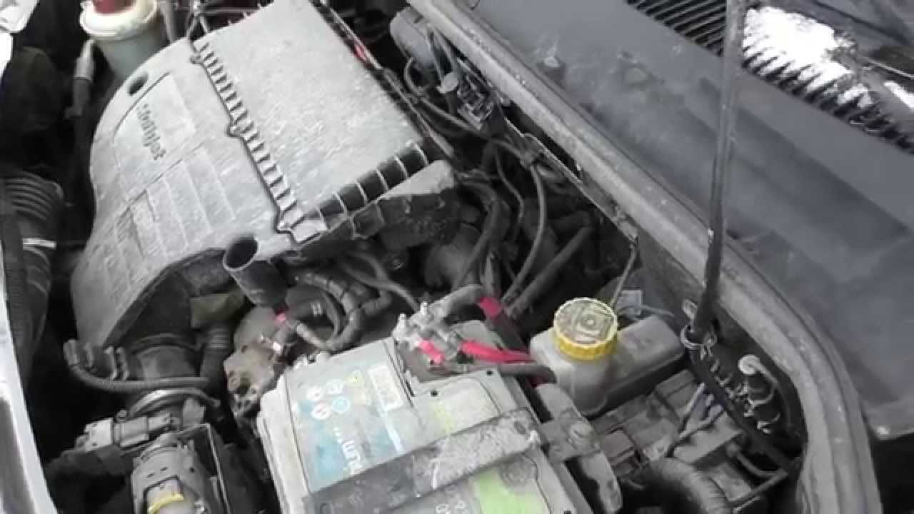 как устранить шум двигателя фиат добло