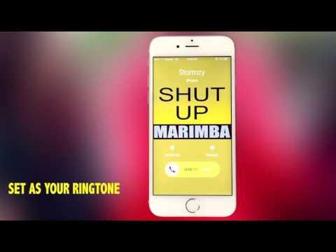 Shut Up Marimba Remix Ringtone (by Stormzy)