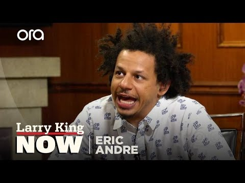 Eric Andre on Trump, Hillary, and crashing the RNC | Larry King Now | Ora.TV