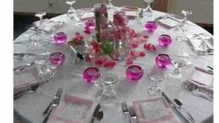 Wedding Decoration Ideas For Tables - Biorada